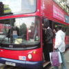 イギリス、ロンドンのバス、ダブルデッカー