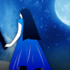 入院系ファンタジー感動小説「月が堕ちた夜」
