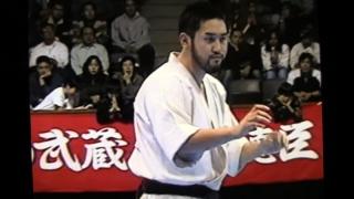 新極真会の第29回全日本大会の塚本徳臣